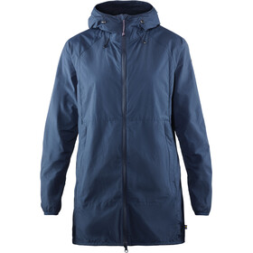 Fjällräven High Coast Jas Dames blauw